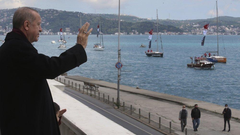 La Méditerranée orientale, enjeu stratégique