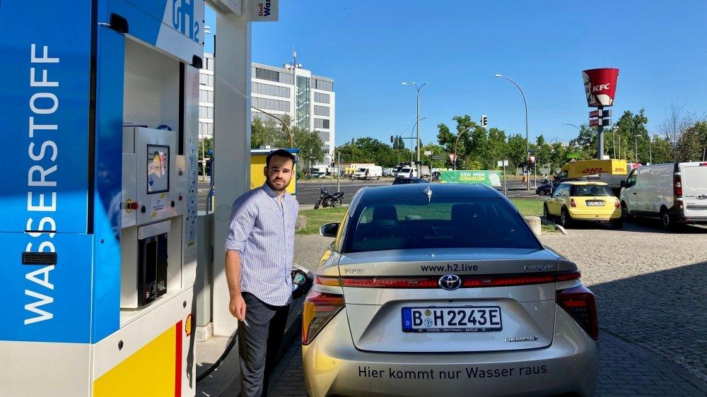 L'Allemagne met les gaz sur l'hydrogène