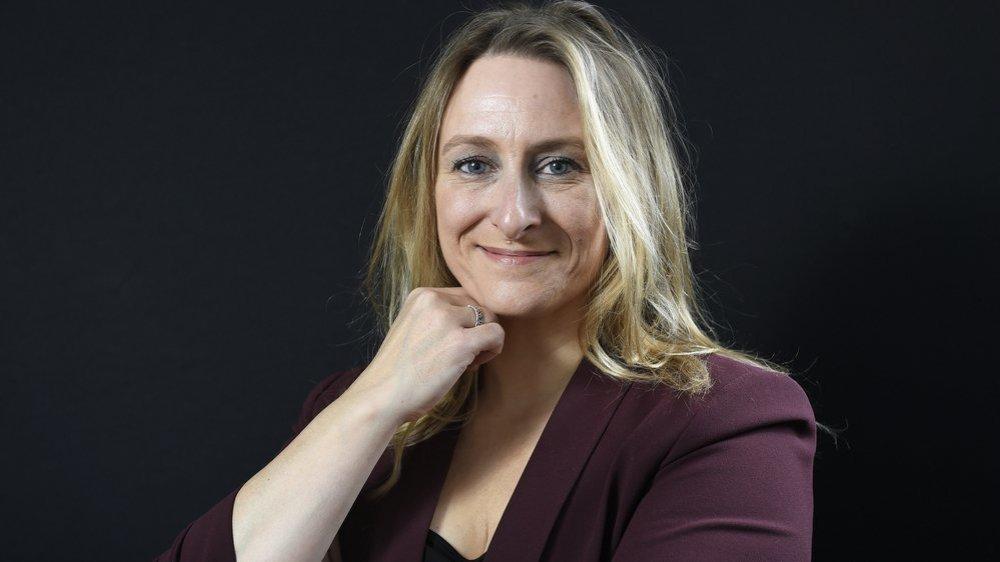 Abigail Seran, écrivaine.