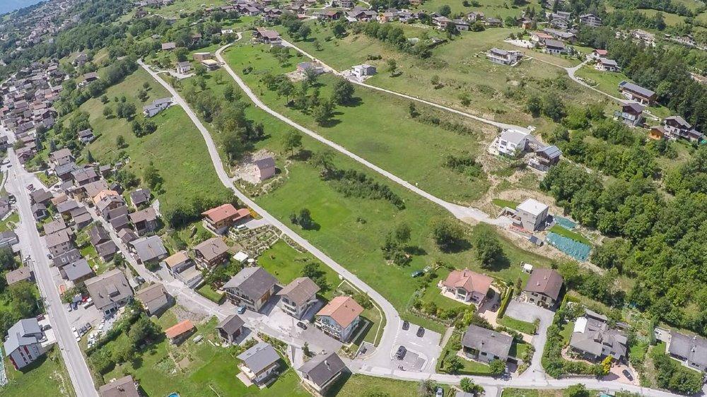 Les zones réservées concernent tout le territoire communal.