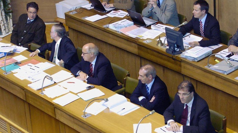 A l'image de 2005, le Conseil d'Etat sera-t-il composé de cinq hommes?