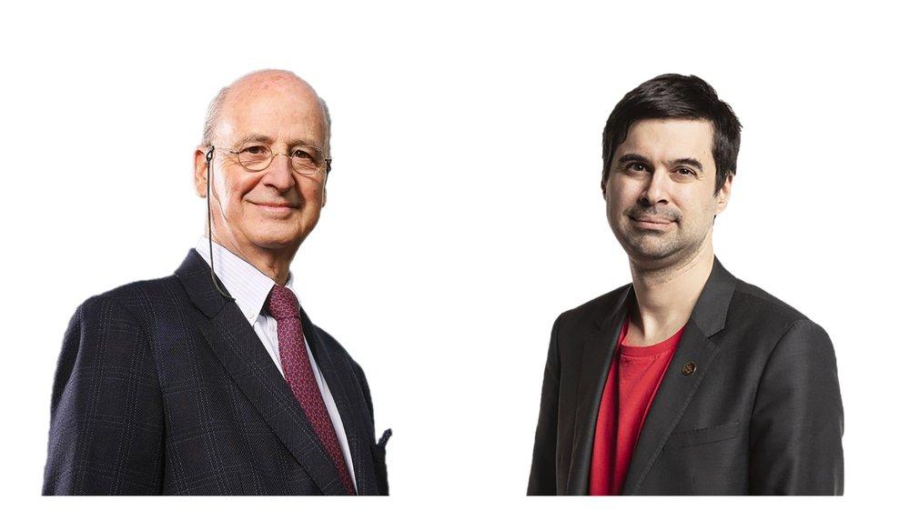 Stéphane Garelli et Samuel Bendahan décryptent ce devrait être le monde économique après la crise.