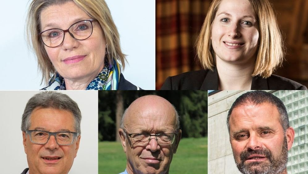 Sur les cinq présidents de la vallée d'Hérens, quatre sont candidats à leur réélection cet automne.