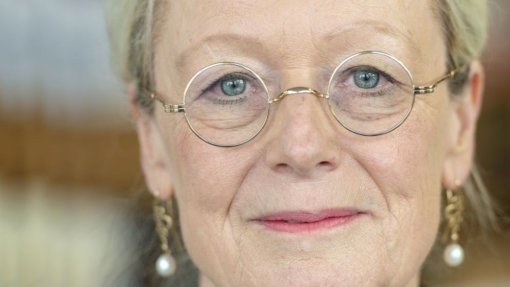 Françoise Berclaz, une vie sédunoise mais une tronche de la Suisse romande