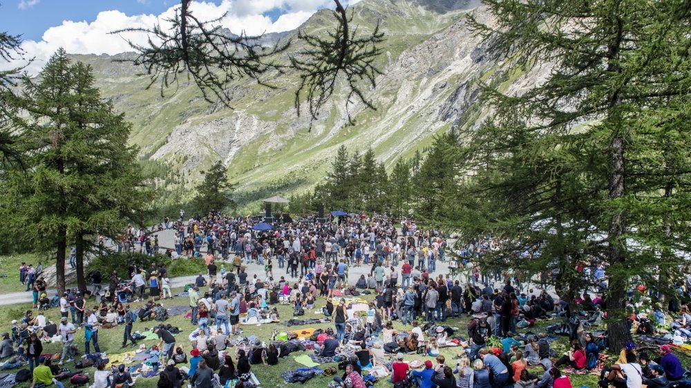 Le Palp Festival pourra refaire vivre sa Rocklette, dans une version moins peuplée que son édition record de 2019 certes, mais le rock reprendra ses droits cet été dans le val de Bagnes.
