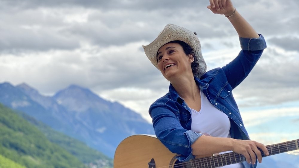 Sandrine Viglino vous invite à la suivre dans son «Picnic Tour» pour un moment de convivialité, d'émotion et de franche rigolade.