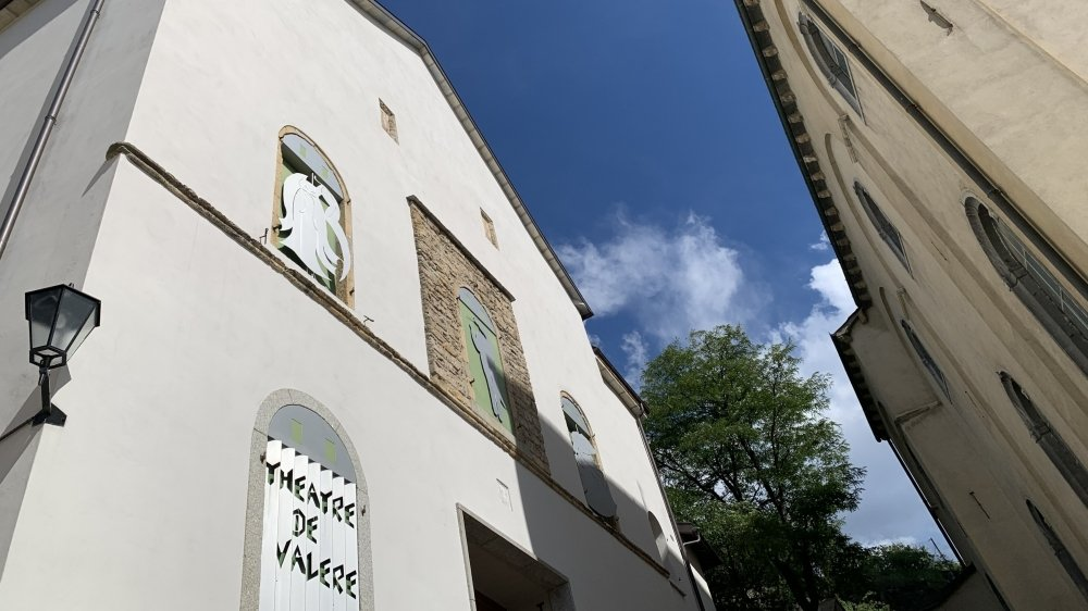 Le Théâtre de Valère est au coeur du prochain pôle des arts de la scène, appelé à être developpé dans les années à venir sur le site du Vieux-Collège.