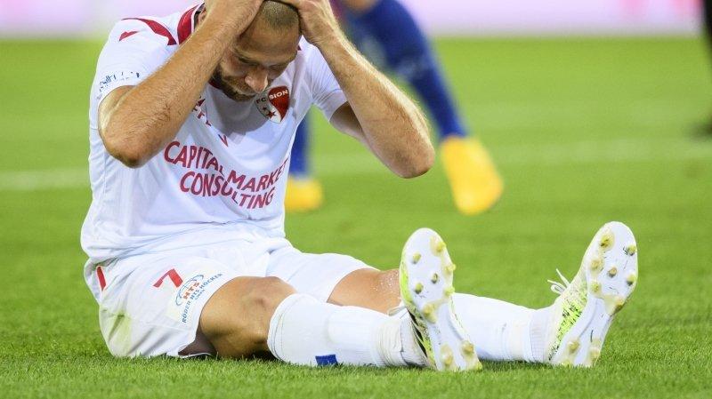 Retrouvez les notes des joueurs du FC Sion contre Lucerne