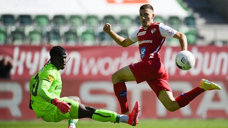 Football: les 3 points du match FC Saint-Gall – FC Sion
