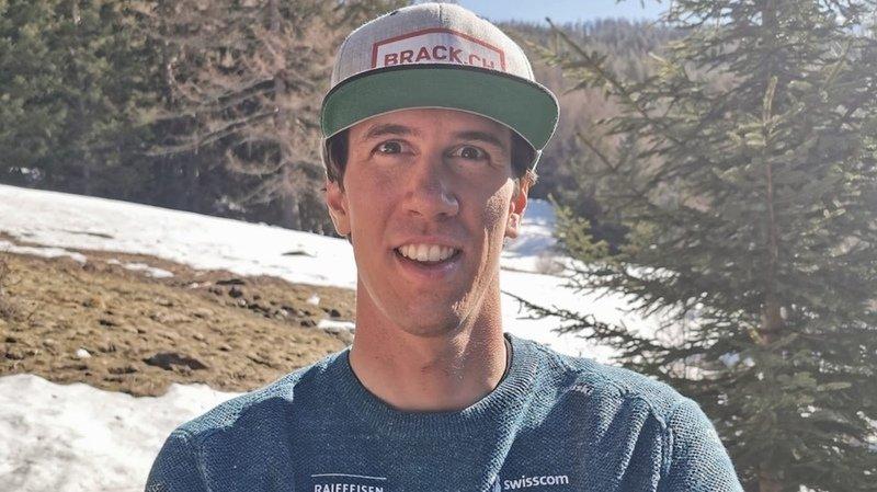 Le selfie de Ramon Zenhäusern (ski): «Depuis que mon amie a été opérée des poumons, elle sait faire la part des choses…»