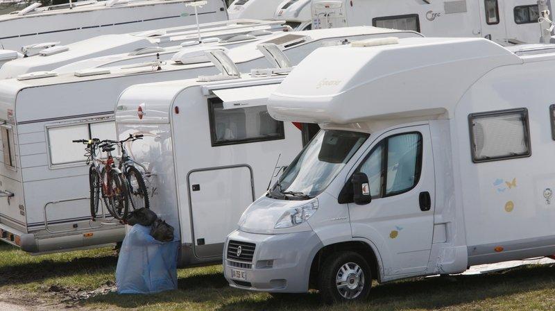 Martigny compte bien profiter du retour à la mode des camping-cars.