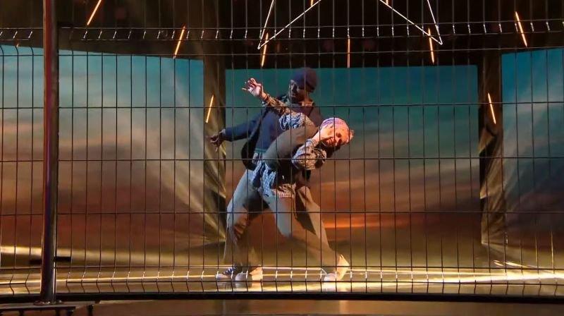 Dakota et Nadia arrachent une fois de plus des larmes en dansant sur M6