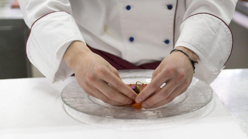 Les chefs qui souhaitent concourir au Mérite culinaire suisse doivent s'inscrire. (illustration)