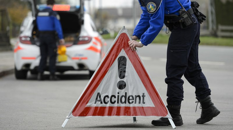 Accident de la route: un conducteur de quad se tue à St-Triphon (VD)