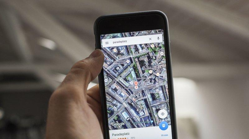 Coronavirus: Google Maps va aider les voyageurs à éviter les trains bondés