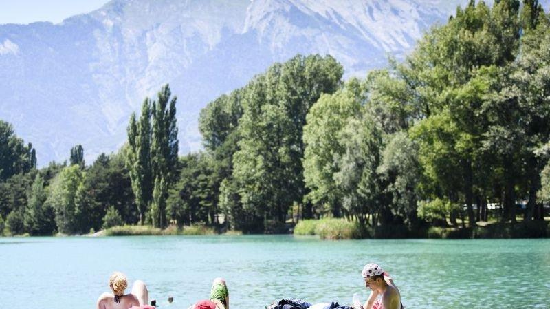 La Suisse a été baignée de soleil entre mercredi et jeudi.