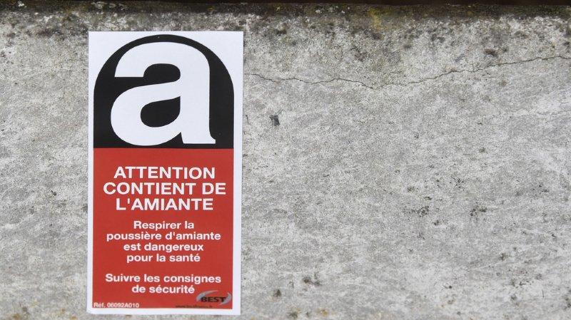 La Suisse a été l'un des premiers pays au monde à interdire l'amiante, le 1er mars 1990. (illustration)