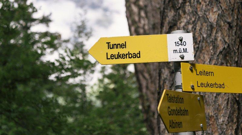 Les tuyaux de la discorde devront être démontés à Loèche-les-Bains
