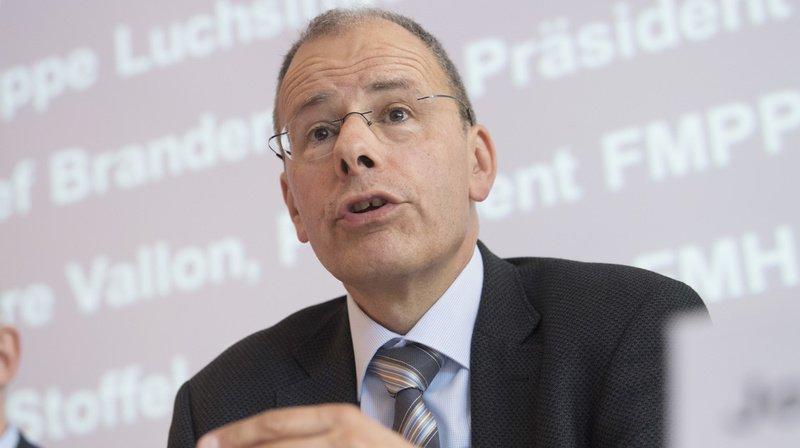 Coronavirus: le président de la FMH veut des stocks obligatoires de matériel médical