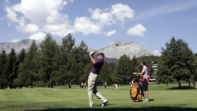 Il y a certes l'European Masters à Crans-Montana comme point culminant. Mais le golf en Valais devient de plus en plus populaire.