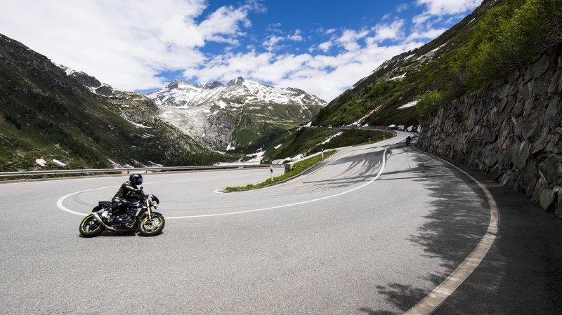 Cette année, la moto a beaucoup de succès auprès des Suisses. (illustration)