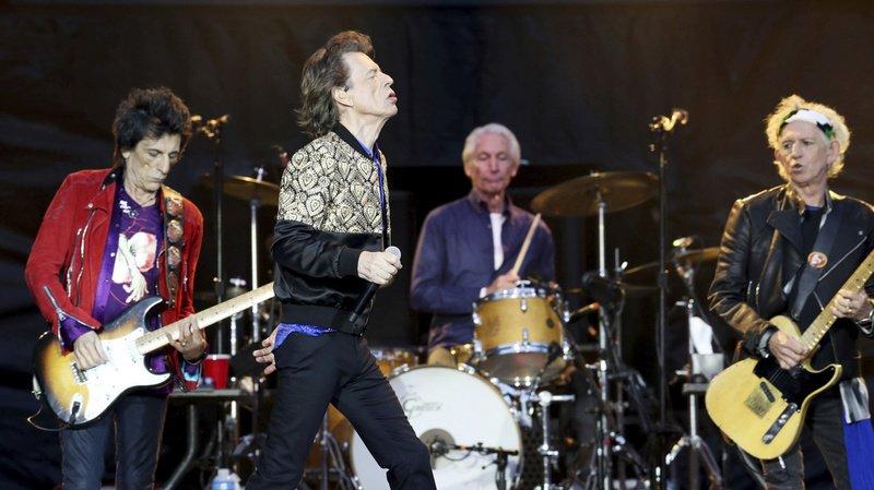 Présidentielle américaine: les Rolling Stones menacent Trump d'action en justice
