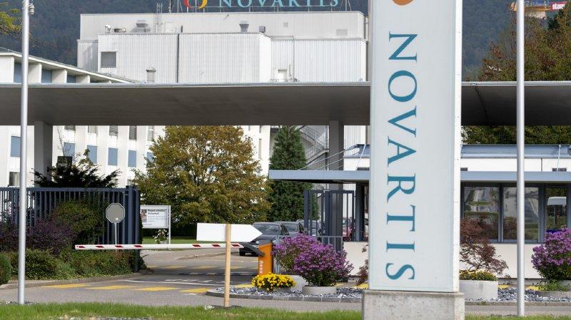 Pharmaceutique: Novartis paie environ 730 millions de dollars pour mettre fin à des poursuites