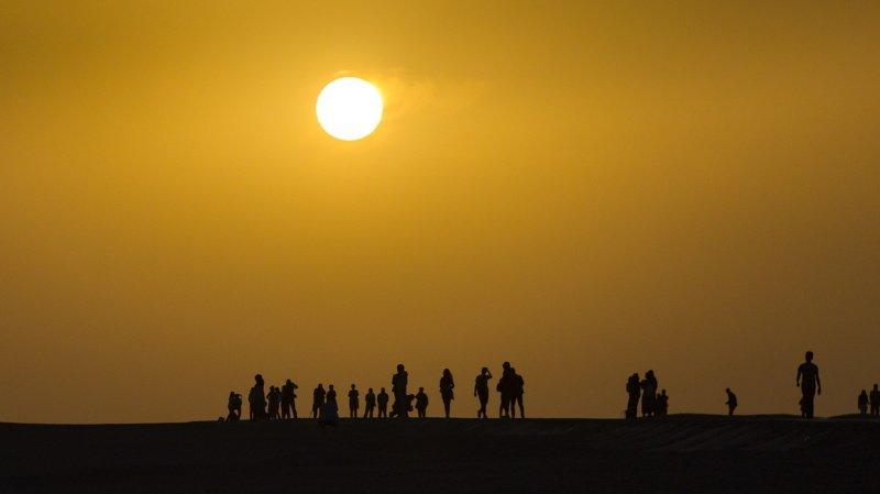 Climat: le mois de juin 2020 a été le plus chaud jamais enregistré, à égalité avec juin 2019