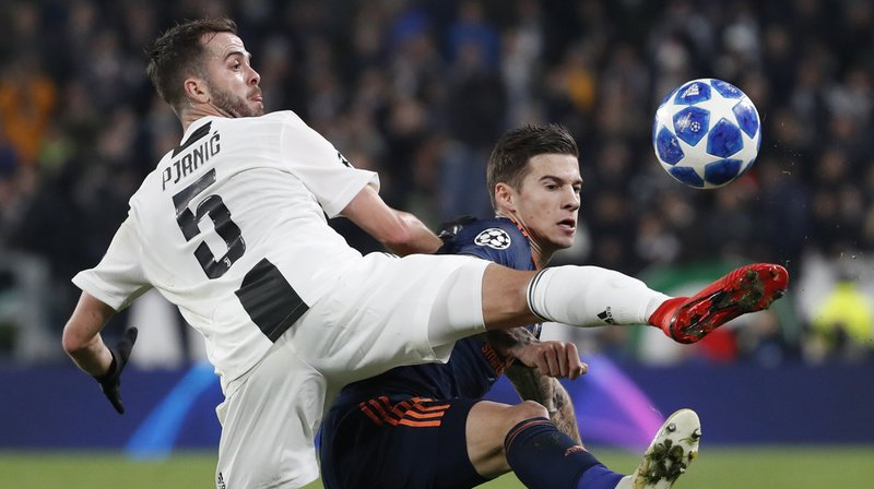 Football: le Bosnien Pjanic de la Juve au Barça pour près de 65 millions de francs