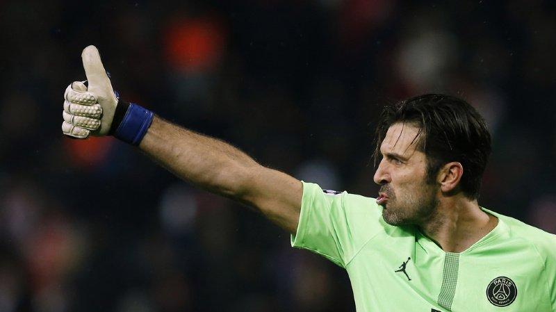 Italie: record de matches en Serie A pour Gianluigi Buffon
