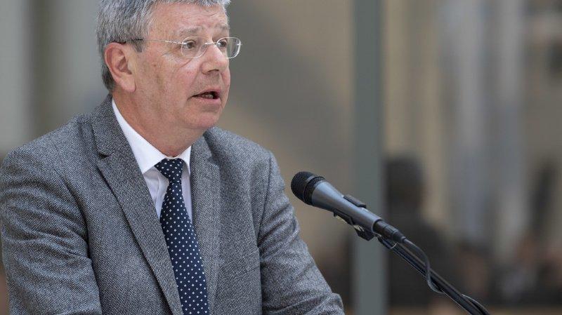 Pierre-François Leyvraz prend la tête par intérim de l'Hôpital Riviera-Chablais