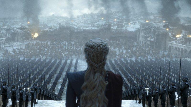 Game of Thrones: George R.R. Martin espère publier le prochain tome en 2021