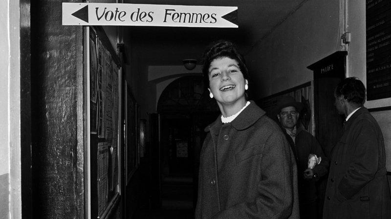 Valais: un appel à projets pour les 50 ans du vote des femmes