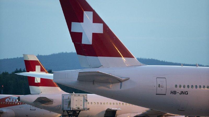 Transport aérien: Swiss doit encore rembourser une centaine de millions aux clients