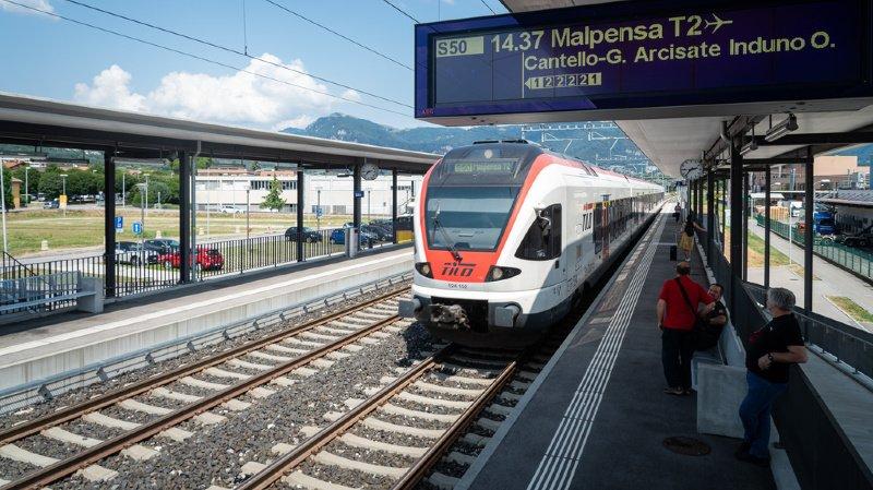 Transports publics: les trains internationaux vont circuler de nouveau vers l'Italie dès le 29 juin