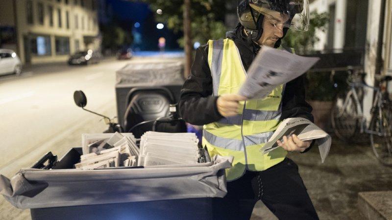 Médias: aide à la presse élargie à la distribution matinale et dominicale