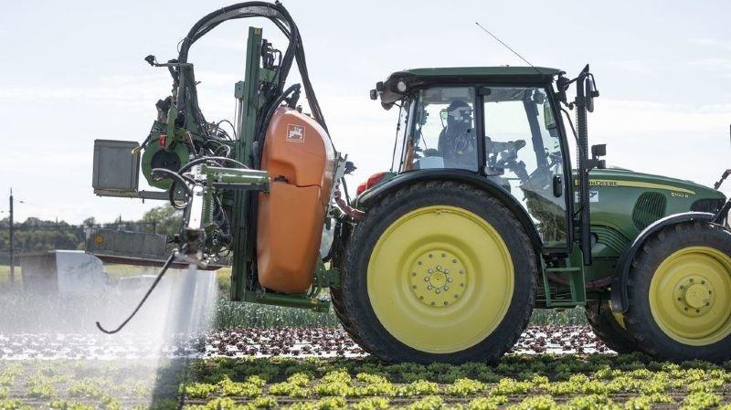 Pesticides: le PS, les Vert'libéraux et Bio Suisse demandent des mesures à long terme