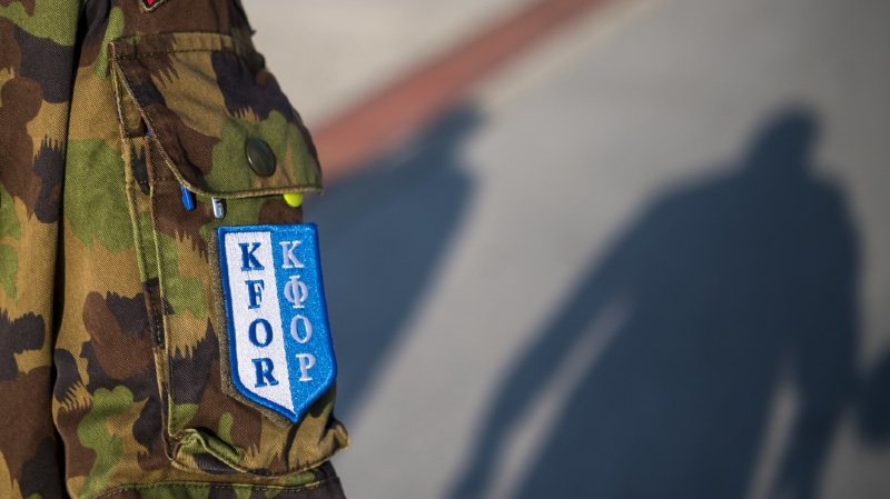 Armée: la Swisscoy restera engagée au Kosovo jusqu'en 2023