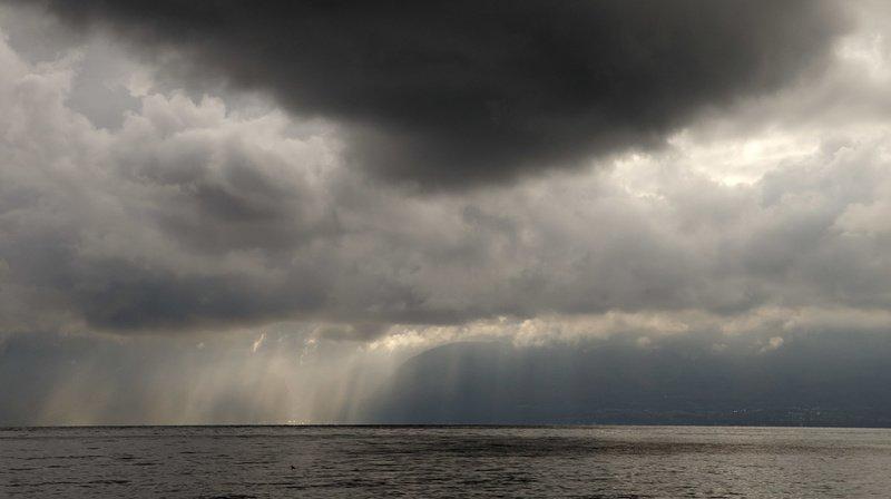 Les quantités normales de précipitations pour un mois de juin ont été nettement dépassées dans de nombreux endroits après seulement 20 jours.