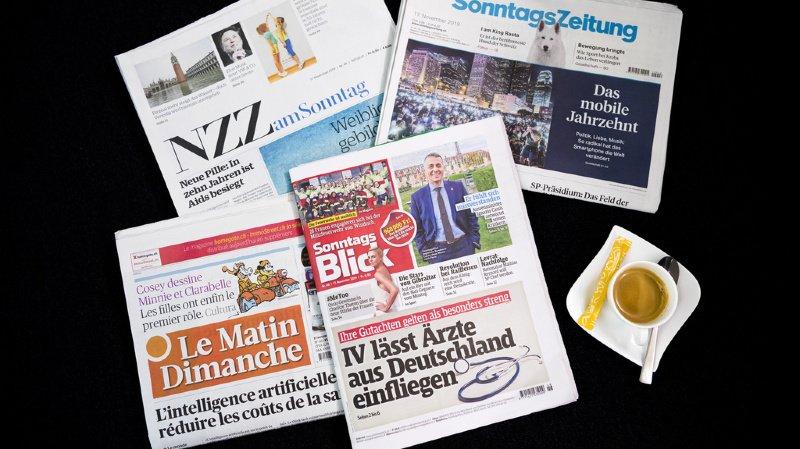 Revue de presse: traçage défaillant, affaire Maudet et rente de Blocher… les titres de ce dimanche