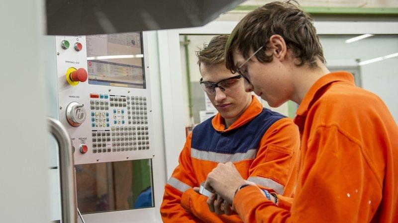 Coronavirus: les Jeunes Libéraux-Radicaux du Valais veulent un soutien aux apprentis et futurs apprentis du canton