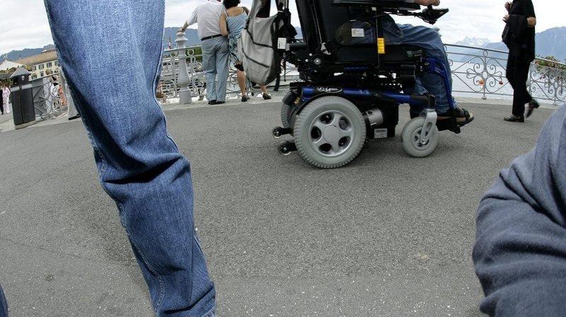 Assurance-invalidité: 15'500 rentes ont été octroyées en 2019