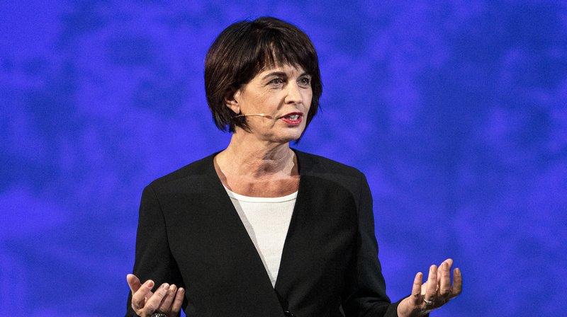 Coronavirus: la Suisse a réagi trop tard face à la crise, selon l'ex-ministre Doris Leuthard