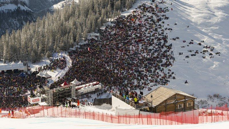 Ski alpin: Swiss Ski joue l'apaisement pour les courses du Lauberhorn