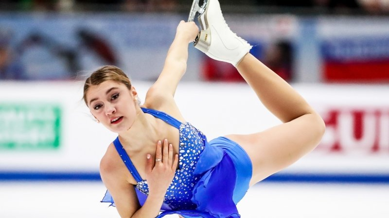Née aux Etats-Unis, Alexia Paganini s'entraînait dans le New Jersey. Elle a décidé de poser ses patins en Valais, à Champéry.