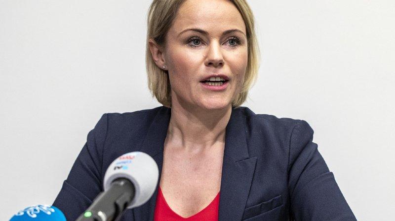 La conseillère d'Etat Natalie Rickli (UDC) s'est dite déçue par le fait que les fêtards n'ont pas respecté les règles de distance sociale.