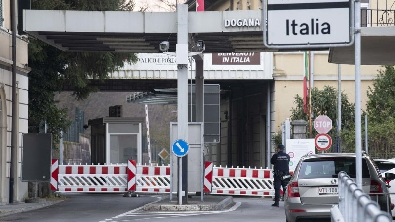 Les restrictions aux frontières sont maintenues.