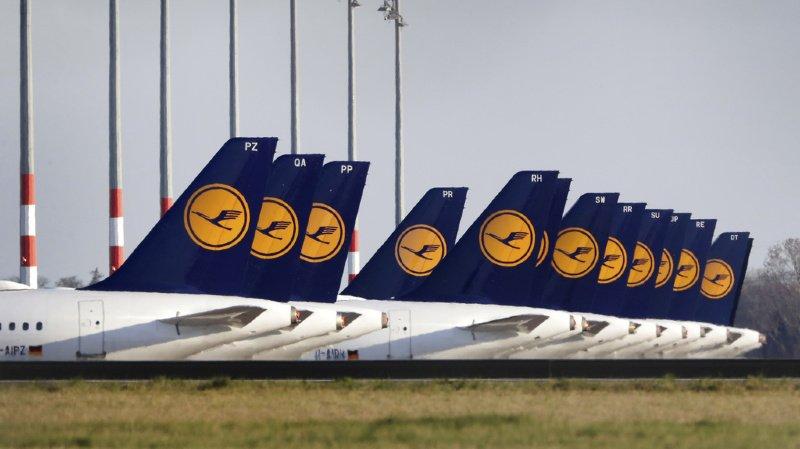 Lufthansa: plan de sauvetage approuvé haut la main