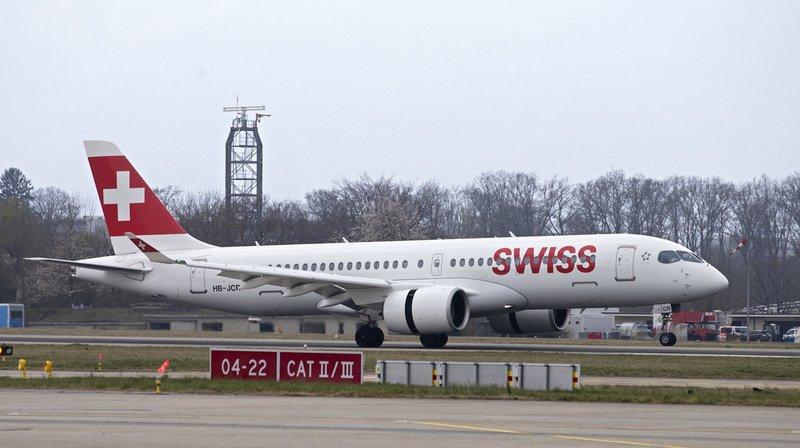 Coronavirus: les passagers de Swiss doivent fournir leurs coordonnées