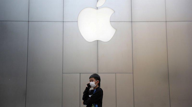Coronavirus: l'iPhone désactive la reconnaissance faciale si vous portez un masque